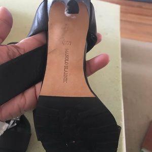 Manolo Sandals